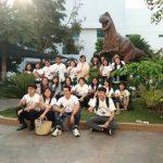 พิพิธภัณฑ์ธรรมชาติวิทยา ต้อนรับคณะศึกษาดูงานจาก มหาวิทยาลัยเทคโนโลยีราชมงคลรัตนโกสินทร์